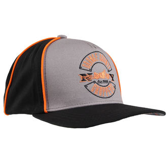 Cap ORANGE COUNTY CHOPPERS - Paul Senior - Schwarz / Grau / Orange, ORANGE COUNTY CHOPPERS