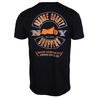 Herren T-Shirt - Lightning - ORANGE COUNTY CHOPPERS, ORANGE COUNTY CHOPPERS