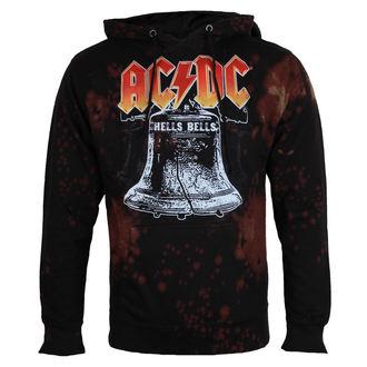 Herren Hoodie AC-DC - HELLS BELLS - BAILEY, BAILEY, AC-DC