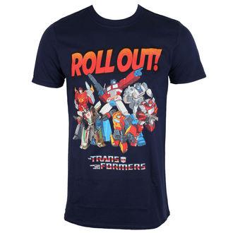 Herren T-Shirt Film Transformers - Roll Out - ROCK OFF, ROCK OFF, Transformers