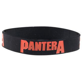 Armband Pantera - Logo - ROCK OFF, ROCK OFF, Pantera