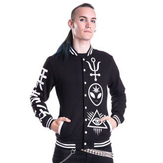 Herren Sweatjacke - DEALER VARSITY - HEARTLESS, HEARTLESS