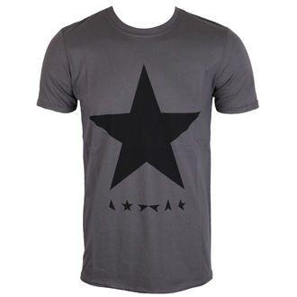 Herren T-Shirt Metal David Bowie - Blackstar - ROCK OFF, ROCK OFF, David Bowie