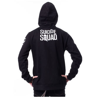 Herren Hoodie Suicide Squad - GRIN Black -, NNM, Suicide Squad
