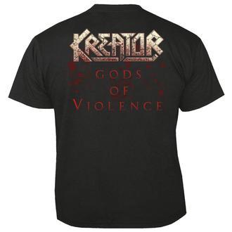 Herren T-Shirt Metal Kreator - Unleashed - NUCLEAR BLAST, NUCLEAR BLAST, Kreator