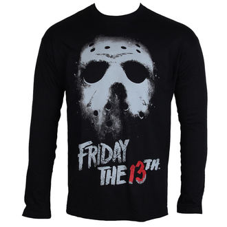 Herren Longsleeve Metal Friday 13th - Black - HYBRIS, HYBRIS, Friday the 13th