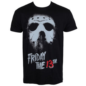 Herren T-Shirt Film Friday 13th - Black - HYBRIS, HYBRIS, Friday the 13th