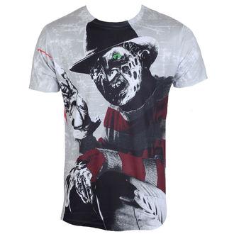Herren T-Shirt Film A Nightmare on Elm Street - Freddy Krueger - HYBRIS, HYBRIS, Nightmare - Mörderische Träume