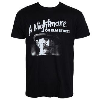 Herren T-Shirt Film A Nightmare on Elm Street  - Black - HYBRIS, HYBRIS, Nightmare - Mörderische Träume