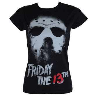 Damen T-Shirt Friday 13th - Black - HYBRIS, HYBRIS, Friday the 13th