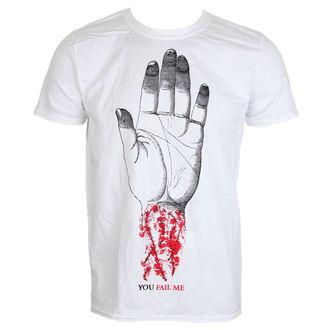 Herren T-Shirt Metal Converge - You Fail Me White - KINGS ROAD, KINGS ROAD, Converge