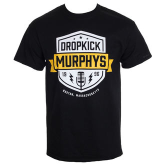 Herren T-Shirt Dropkick Murphys - 1996 Shield - KINGS ROAD, KINGS ROAD, Dropkick Murphys