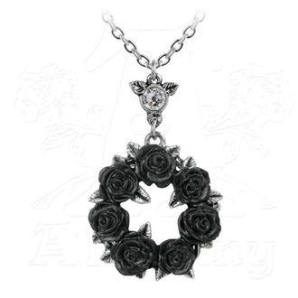 Halsband ALCHEMY GOTHIC - Ring O' Roses, ALCHEMY GOTHIC