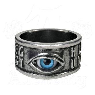Ring ALCHEMY GOTHIC - Ouija Eye - R215