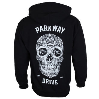 Herren Hoodie Parkway Drive - Skull - KINGS ROAD, KINGS ROAD, Parkway Drive