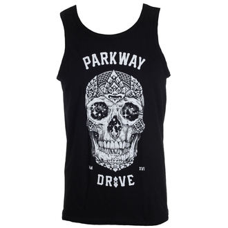 Herren Tanktop Parkway Drive - Skull - KINGS ROAD, KINGS ROAD, Parkway Drive