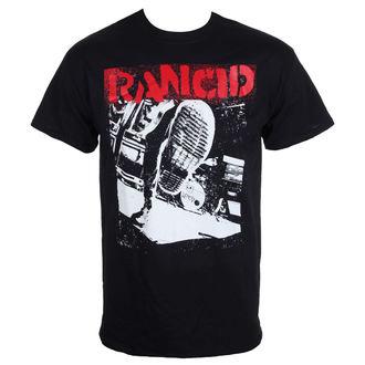 Herren T-Shirt Metal Rancid - Boot - KINGS ROAD, KINGS ROAD, Rancid