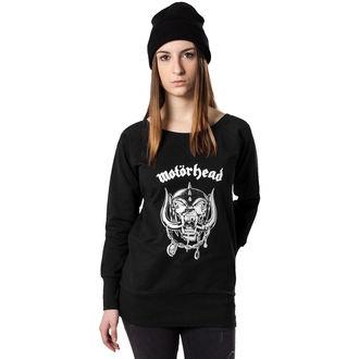 Damen Sweatshirt Motörhead - Everything Louder -, NNM, Motörhead