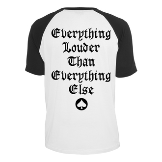 Herren T-Shirt Metal Motörhead - Everything Louder -, NNM, Motörhead