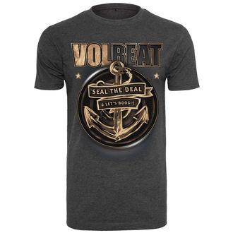 Herren T-Shirt Metal Volbeat - Seal The Deal -, NNM, Volbeat