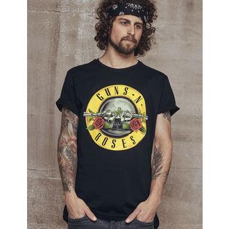 Herren T-Shirt Metal Guns N' Roses - Logo -, NNM, Guns N' Roses