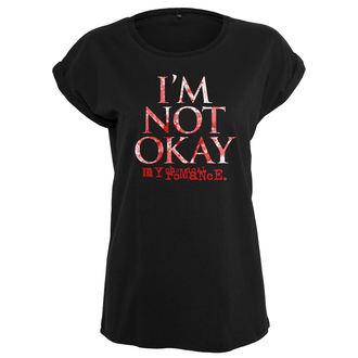 Herren T-Shirt Metal My Chemical Romance - I'M NOT OK -, NNM, My Chemical Romance