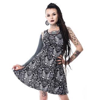 Damen Kleid Killer Panda - EGYPT - SCHWARZ, KILLER PANDA