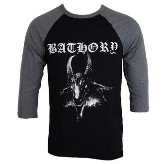 Herren 3/4 Arm Shirt Bathory - GOAT - PLASTIC HEAD, PLASTIC HEAD, Bathory