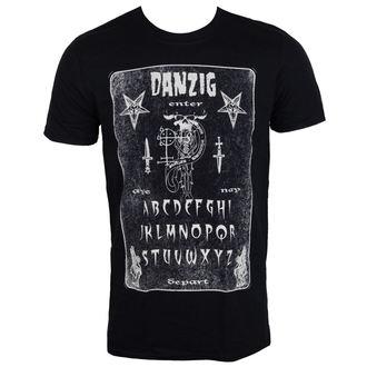 Herren T-Shirt Metal Danzig - OUIJA BOARD - PLASTIC HEAD, PLASTIC HEAD, Danzig
