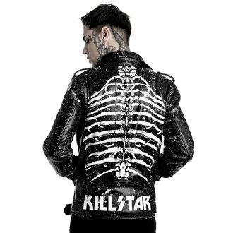 Lederjacke - Morgue Master - KILLSTAR, KILLSTAR