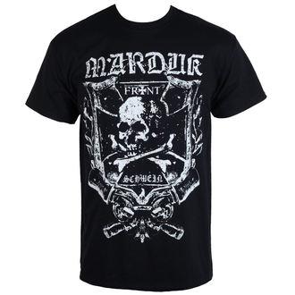 Herren T-Shirt Metal Marduk - FRONTSCHWEIN SHIELD - RAZAMATAZ, RAZAMATAZ, Marduk