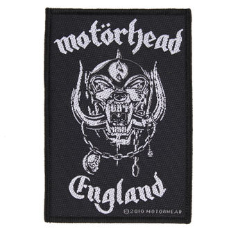 Aufnäher Motörhead - ENGLAND - RAZAMATAZ, RAZAMATAZ, Motörhead