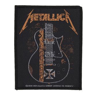 Aufnäher METALLICA - HETFIELD GUITAR - RAZAMATAZ, RAZAMATAZ, Metallica