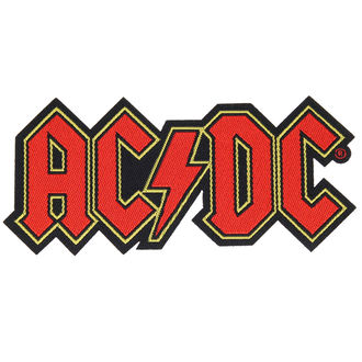 Aufnäher AC / DC - LOGO CUT-OUT - RAZAMATAZ - SP2832
