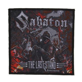 Aufnäher SABATON - THE LAST STAND - RAZAMATAZ, RAZAMATAZ, Sabaton