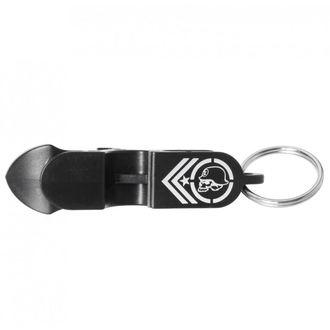 Schlüsselanhänger (Flaschenöffner) METAL MULISHA - SHOTGUNNER - BLK, METAL MULISHA