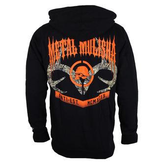 Herren Hoodie - DUSK - METAL MULISHA, METAL MULISHA