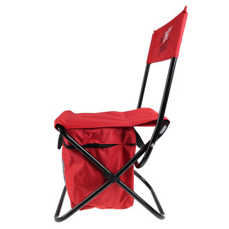 Klappstuhl INDEPENDENT - Only Choice Chair - Rot, INDEPENDENT
