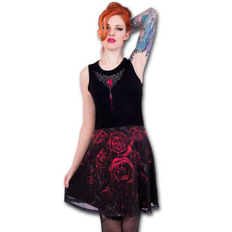 Damen Kleid SPIRAL - BLOOD ROSE AO, SPIRAL