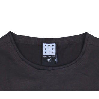 Herren T-Shirt Metal -  MOTORHEAD - ENGLAND - AMPLIFIED, AMPLIFIED, Motörhead