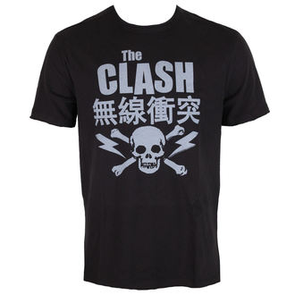 Herren T-Shirt Metal - THE CLASH BOLT - AMPLIFIED, AMPLIFIED, Clash