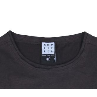 Herren T-Shirt Metal - NIRVANA - SMILEY - AMPLIFIED, AMPLIFIED, Nirvana