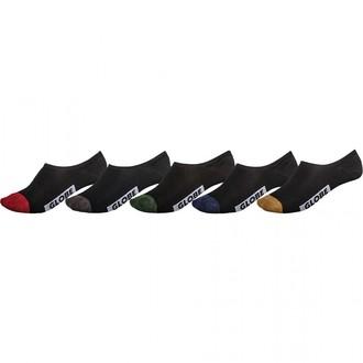 Socken (Set 5 Paare) GLOBE - Dip Invisible, GLOBE