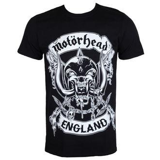 Herren T-Shirt Metal Motörhead - Crosses Sword England - ROCK OFF, ROCK OFF, Motörhead