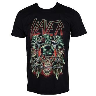 Herren T-Shirt Metal Slayer - Prey with Background - ROCK OFF, ROCK OFF, Slayer