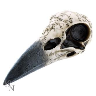 Dekoration Edgar's Raven Skull, NNM