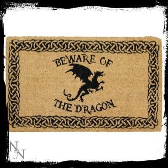 Fußmatte Beware of the Dragon, NNM