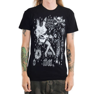Gothic and Punk Herren T-Shirt - MOUSEY - TOO FAST, TOO FAST