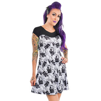 Damen Kleid TOO FAST - HAUNTED HOUSE, TOO FAST