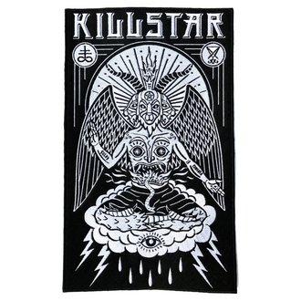 Aufnäher KILLSTAR - In Like Sin Back Patch - Schwarz - KIL516